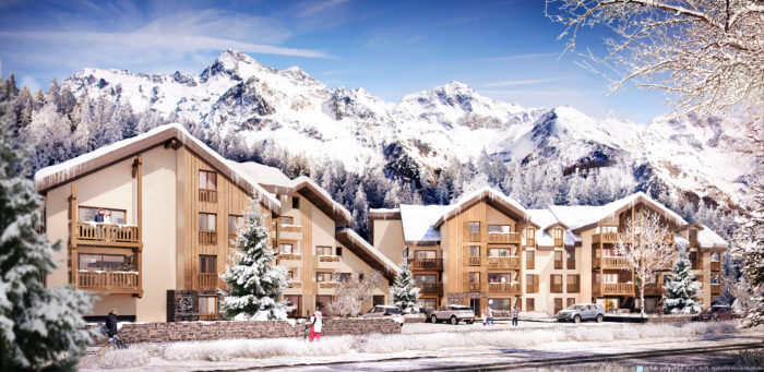 cristal lodge serre chevalier property for sale findhomeabroad