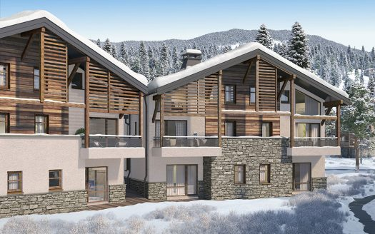 altima megeve outdoor chalets